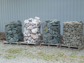 Mr yard landscape supply bulk mulch soil stone do it for Landscaping rock estimator