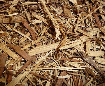 Photo: Cedar Mulch