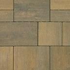 Face Mix Paver: Tranquility