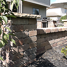 Retaining Walls: Edington Wall Stone