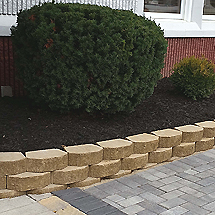 Retaining Walls: Garden Stack