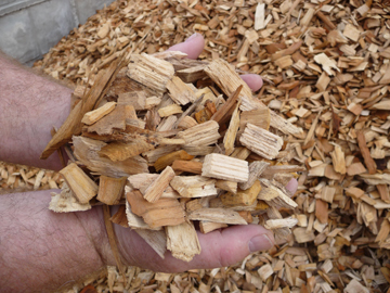 Photo: Wood Chips
